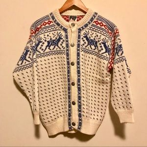 Dale of Norway amazing sweater